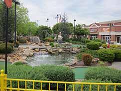 miniature golf pigeon forge